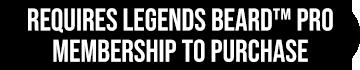 legends beard pro membership button