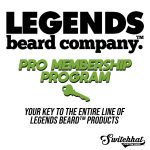 legends beard pro membership program