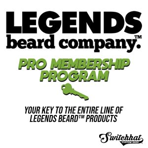 legends beard pro membership program